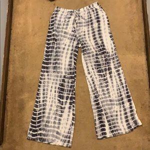 Pants - Tie dye pants